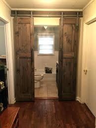 Wooden Closet Door Sliding Wood Closet Doors S Installing Wooden Door Hardware Fix