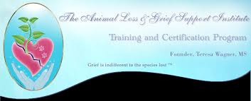 grieving loss of pet pet loss grief counseling certification program with 20 classes