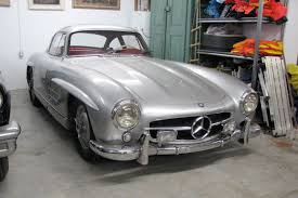 1960 mercedes for sale 1956 mercedes 300sl barn find