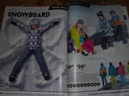 aldi snow gear sale 2014