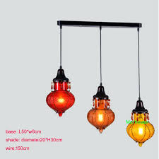 colored glass pendant lights interior l hanging globe light