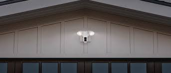 ring security light camera ring floodlight cam joins video doorbell for outdoor home security