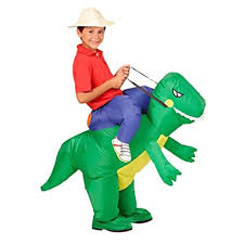 Inflatable Halloween Costumes Amazon Angelwing Rex Dinosaur Inflatable Halloween Dress