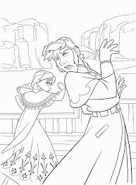 kawaii frozen coloring pages coloring home