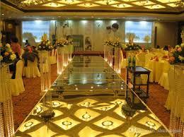 Aisle Runner Wedding Sale Wedding Carpet Center Pieces Mirror Aisle Runner Gold