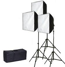 Box For Lights Softbox Lights For Lighting Kits With Easy Assembly