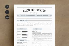 awesome resume templates 16 ms word resume templates with the professional look