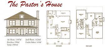 Download American Foursquare House Design Plans Adhome American Floor Plans And House Designs