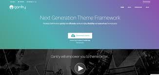 top 11 joomla template framework for developer 2016