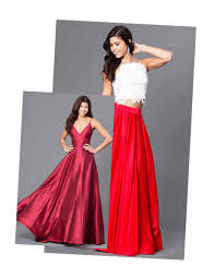 dress brands brand name prom dresses and evening gowns promgirl