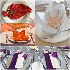 how to fold table napkins napkin folding weddings 40 ideas for a beautiful decorated table
