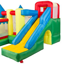 bestchoiceproducts bcp large inflatable bouncer house castle kids