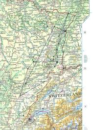 Strasbourg France Map by Strasbourg Colorado Rotary Goes To France