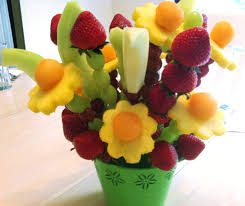 edibles fruit baskets edible fruit bouquet andicakes