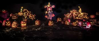 new for nashville in 2017 the glow a jack o u0027lantern experience