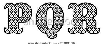 Initial Monogram Fonts Font Stock Images Royalty Free Images U0026 Vectors Shutterstock