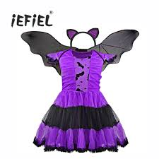 kids halloween bat costume popular purple bat costume buy cheap purple bat costume lots from