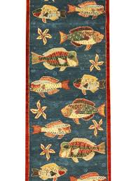 Fish Runner Rug Rugs With Fish