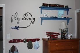 Plane Themed Bedroom by Top Airplane Bedroom On Airplane Theme Bedroom Aviation Themed