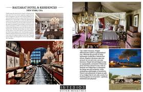 Interior Design Magazines Usa by Coveted Magazine U0027s 7th Issue Is All About World U0027s Best Design