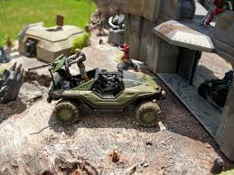 halo warthog halo micro ops series 1 review mcfarlane toys halo toy news