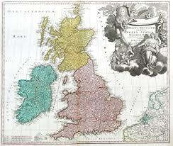 Map Of British Isles Worldwide Maps British Isles 15 U2013 L Brown Collection