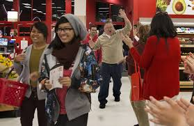 is target packed on black friday black friday shopping in southern california it u0027s been pretty