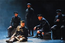 the leach theatre presents all is calm the christmas truce of
