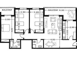 Apartment Floor Plan Philippines Deluxe Holiday Apartment Lagos Deluxe 3 Bedroom Apartment With