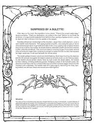 Sentence For Opulent Cool And Opulent Dungeons And Dragons Coloring Book Advanced