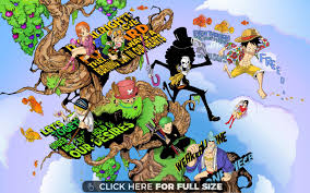 One Piece Map One Piece 2012 Wallpaper