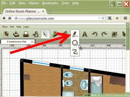 plan your room online how to use planyourroom com with pictures wikihow