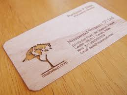 real wood business cards wood cards printing on wood free