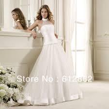 turmec halter wedding dress low back