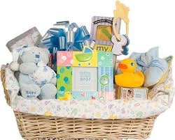 baby basket gift shower gift baskets