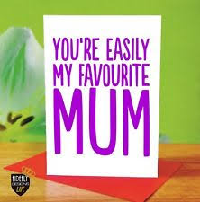 funny birthday card mum ebay