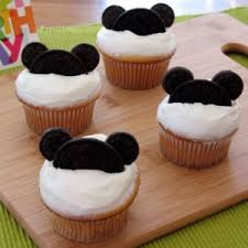 mickey mouse cupcakes make your own mickey mouse cupcakes easy the