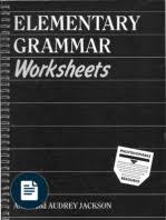 live english grammar elementary