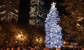 chicago tree lighting 2017 christmas tree lighting chicago chicago kicks off holiday season