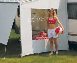 Side Awning Tent Fiamma Side Awning Tent Side Part With Window 43417 Reimo