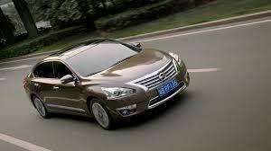 Nissan Debuts Teana Vip At Auto Guangzhou 2013