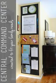kitchen message center ideas 20 fabulous command centers organizing nook and organizations