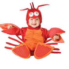 Infant Boy Costumes Halloween 2017 Halloween Born Baby Boys Costume Lobster Animal Romper