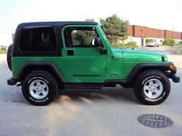 2004 jeep wrangler sport highland motors chicago schaumburg il used cars details