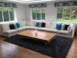Wood Living Room Tables Coffee Table Amazing Big Square Ideas 48 With Regard To Tables