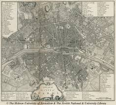 Maps Of Paris France by Map Of Paris In The 1800s Historic France Pinterest Les