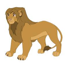 outlander male lion lineart p2u by horsenilin310 on deviantart