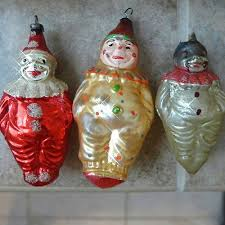 clown ornaments 595 best german images on