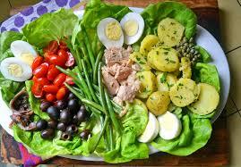 julia child u0027s salad nicoise the little ferraro kitchen