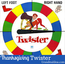 fun ideas for thanksgiving dinner thanksgiving twister for grandchildren grandma ideas